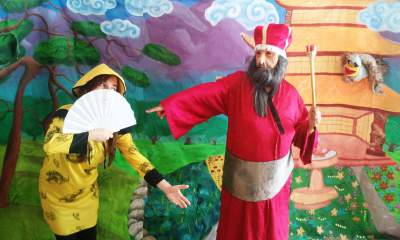 הזמיר וקיסר סין